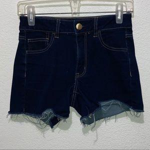 American Eagle Jean Shorts (Hi-Rise Shortie)